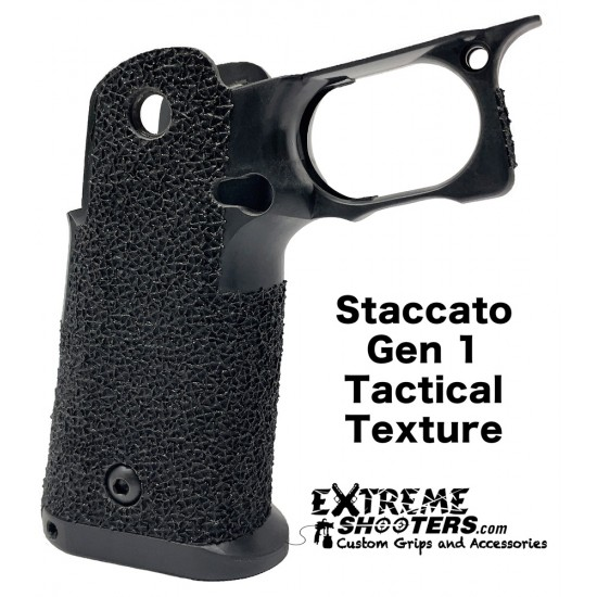Staccato  2011 Gen 1 Tactical Black Grip