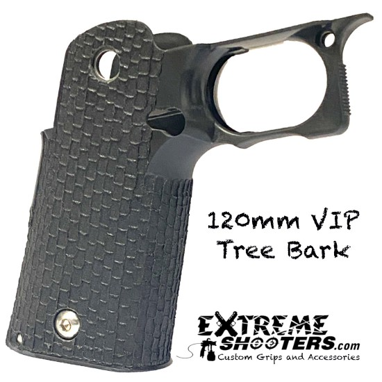 STI 2011 Costa/Tree Bark Stipple VIP/DVC-C Black Grip 120mm