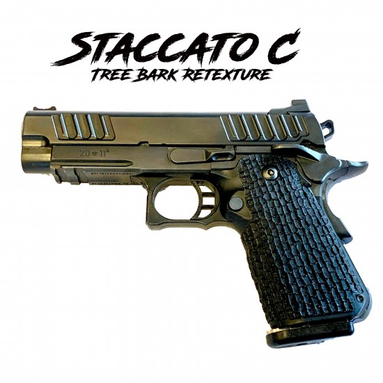 Grip Service - Staccato C/R and C Duo