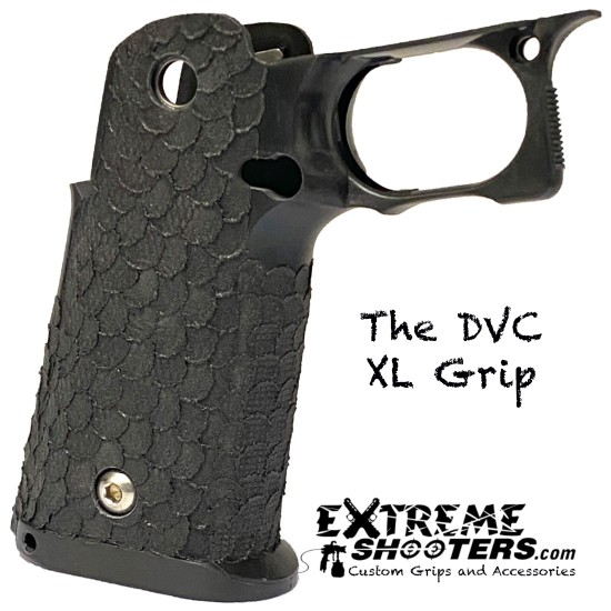 STI 2011 DVC/Dragon Scales XL Grip