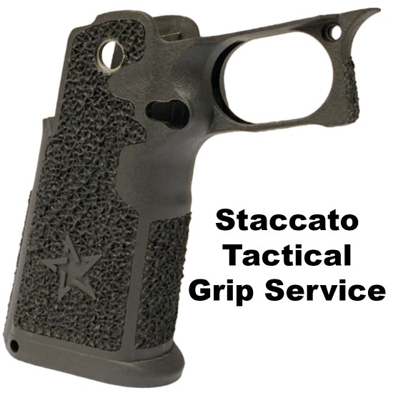 Grip Service - Staccato Tactical